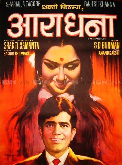 100 Years Of Indian Cinema Top 50 Hand Painted Bollywood Posters