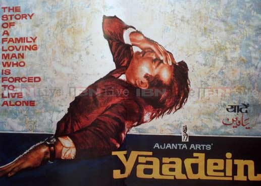 100 years of Indian cinema: Top 50 hand-painted Bollywood